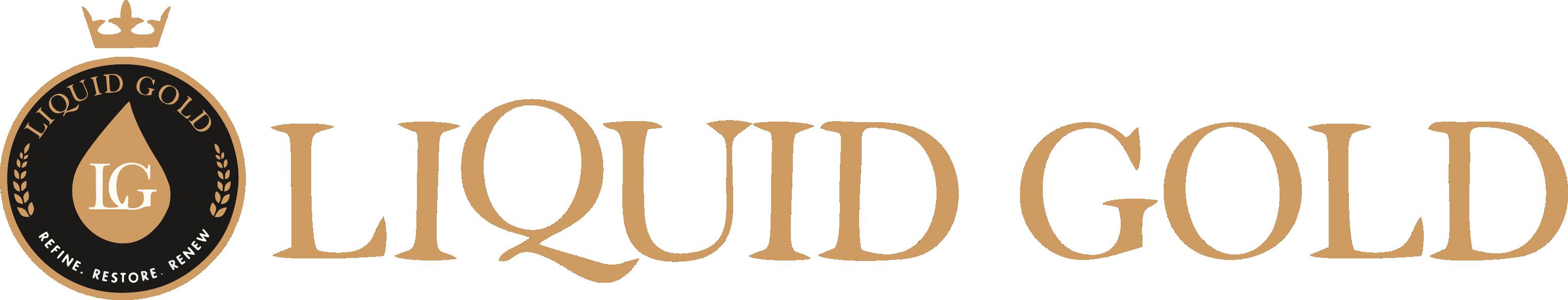 Liquid gold website set up
